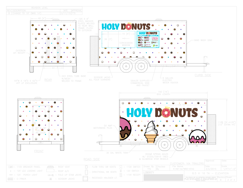 HolyDonuts trailer mock-up_HolyDonuts trailer